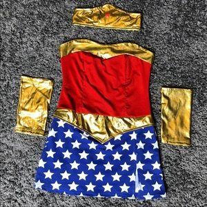 Wonder Woman Costume Adore Me Small